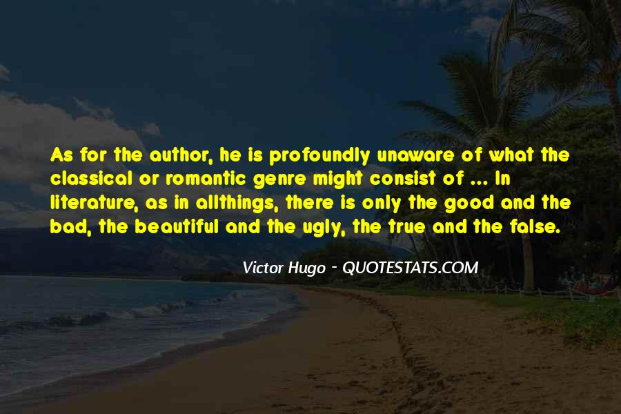 Quotes About Classical Literature #917123