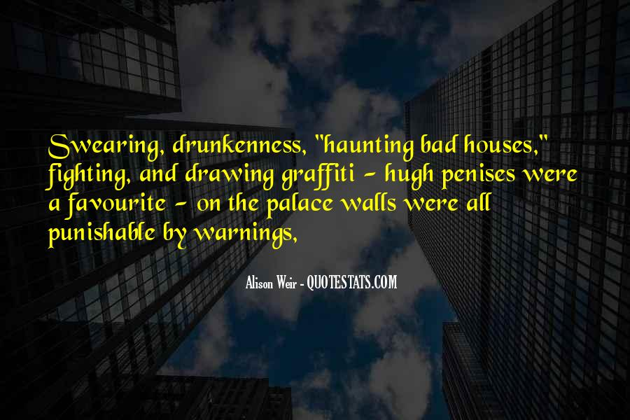 Quotes About Warnings #464268