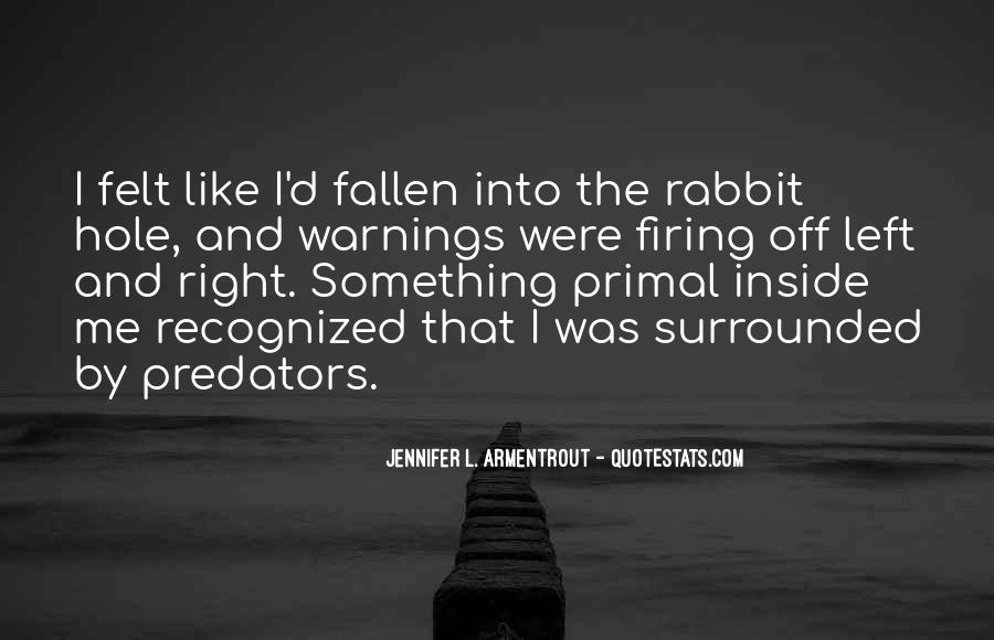 Quotes About Warnings #883595