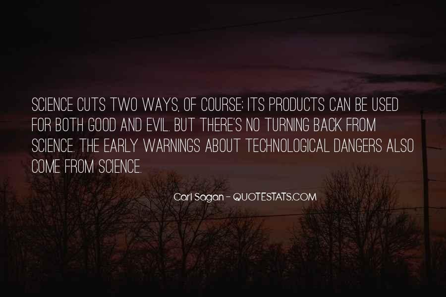 Quotes About Warnings #980677