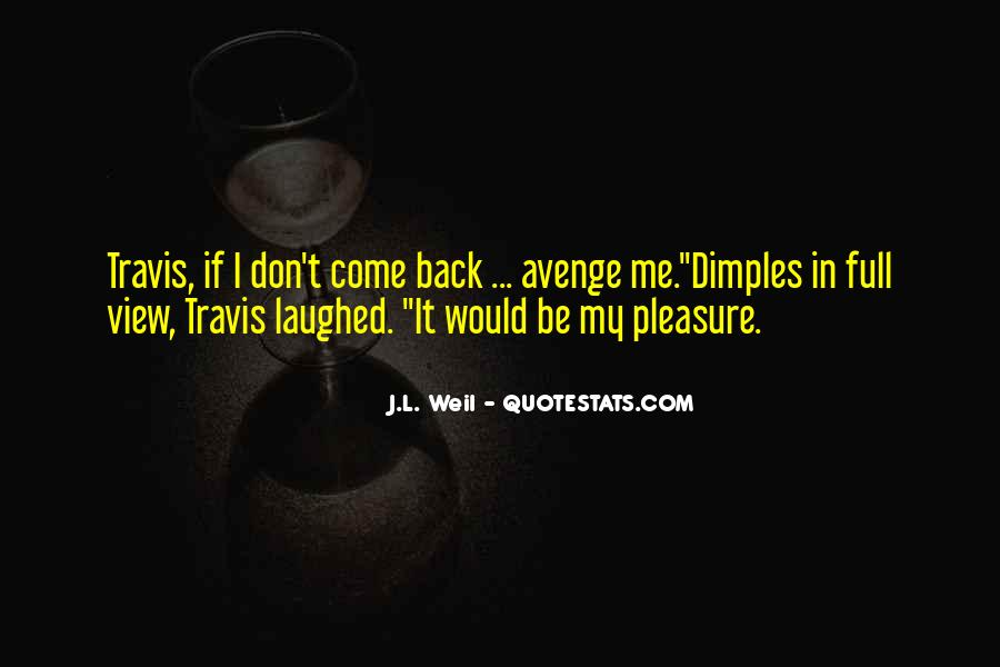 Quotes About Back Dimples #103294