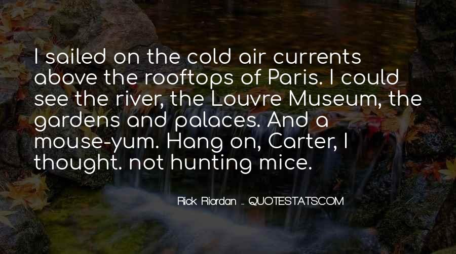 Quotes About Louvre Museum #1591057