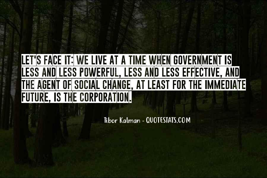 Quotes About A Time For Change #100668