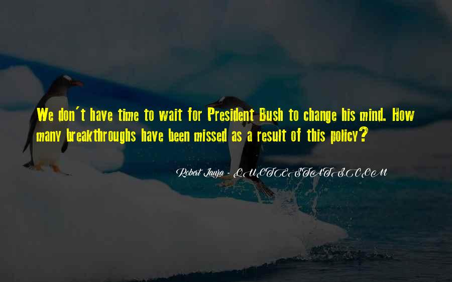 Quotes About A Time For Change #189747