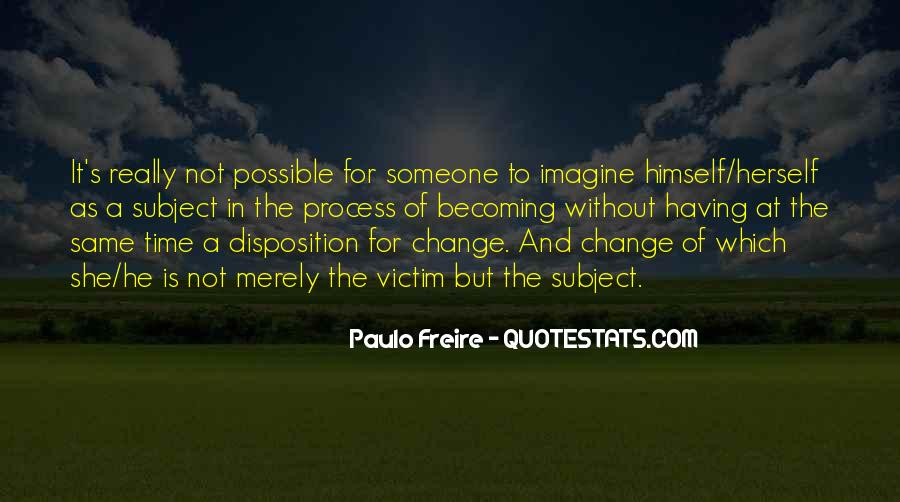 Quotes About A Time For Change #212969