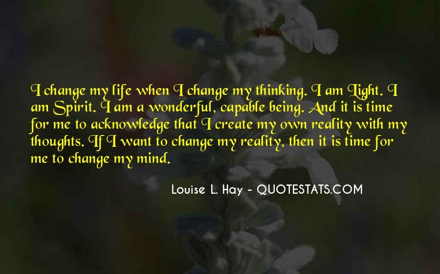 Quotes About A Time For Change #298163