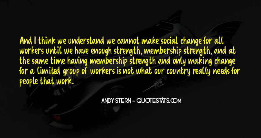 Quotes About A Time For Change #444939