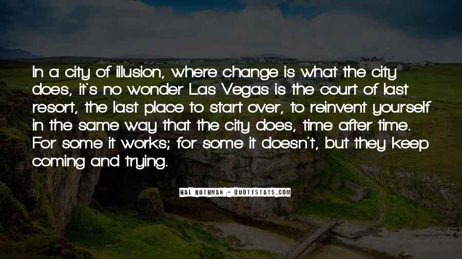 Quotes About A Time For Change #86368