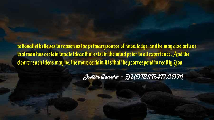 Quotes About Prior Knowledge #1434823