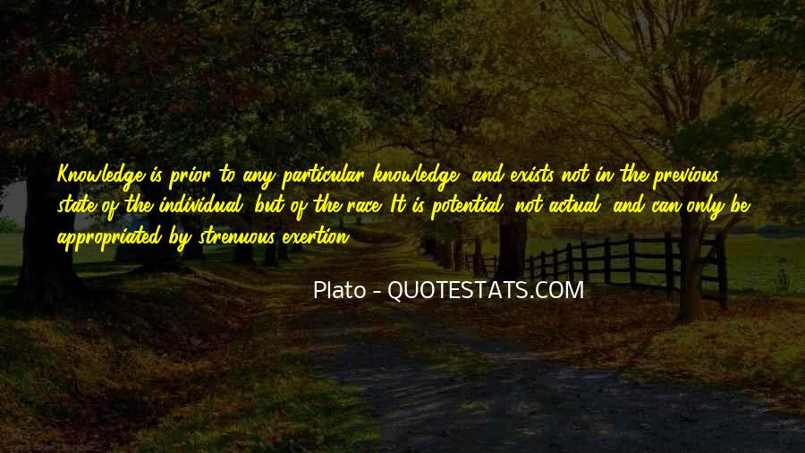 Quotes About Prior Knowledge #931981