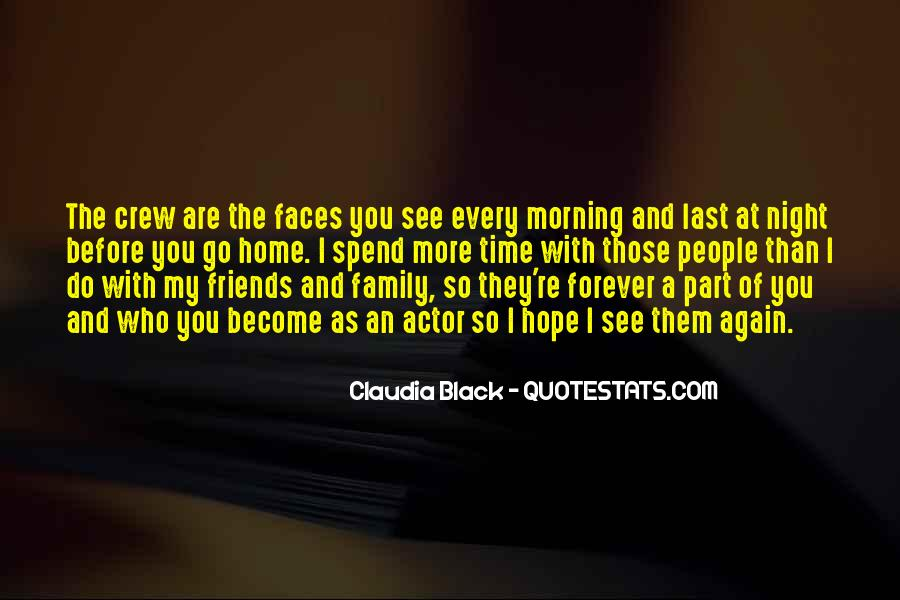 Quotes About Family Forever #1010549