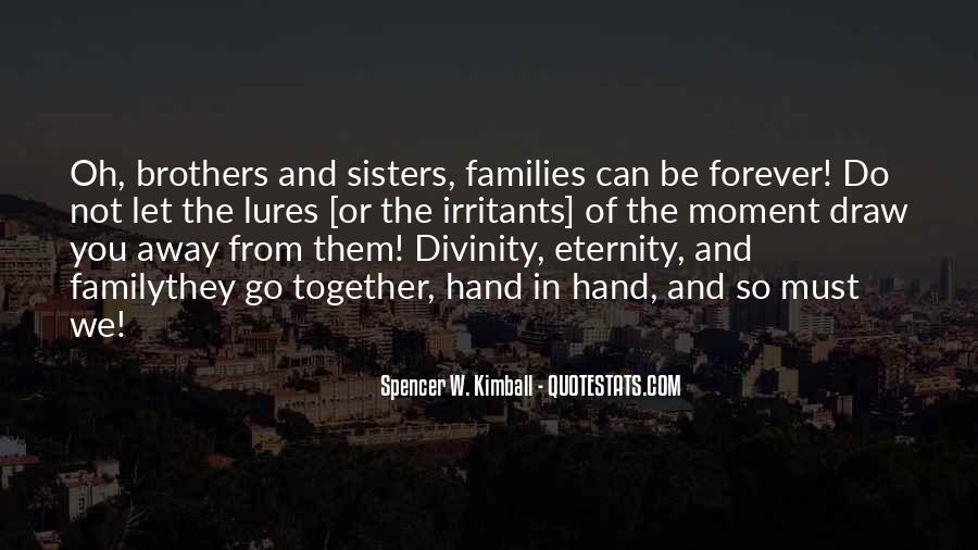 Quotes About Family Forever #1103284