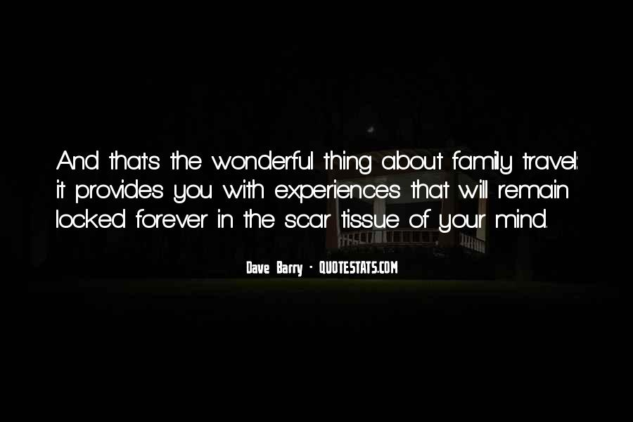 Quotes About Family Forever #1497204