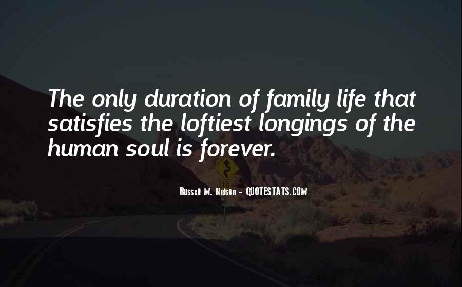 Quotes About Family Forever #396664