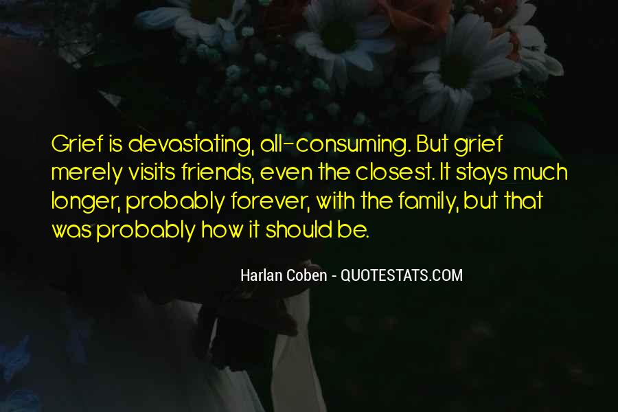 Quotes About Family Forever #479767