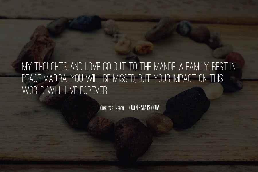 Quotes About Family Forever #937008