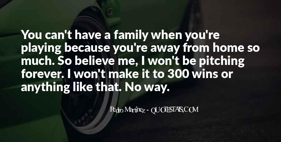 Quotes About Family Forever #971686
