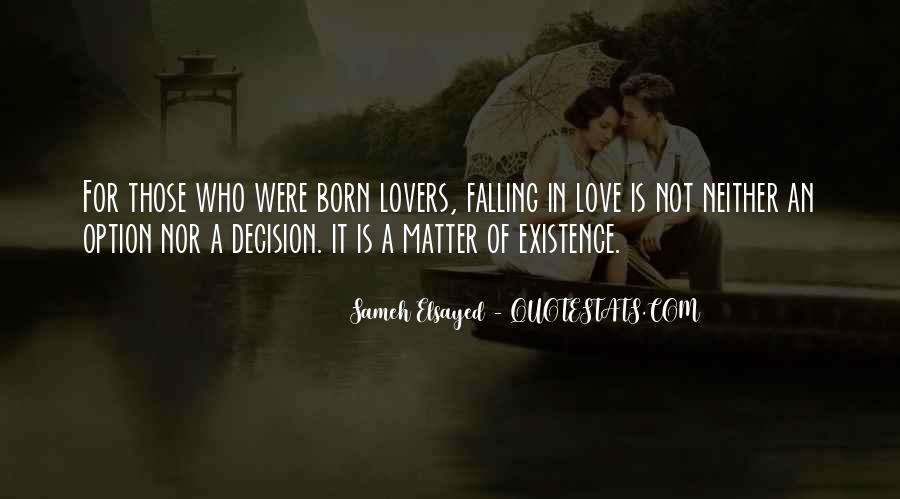 Quotes About Love Falling In Love #116686