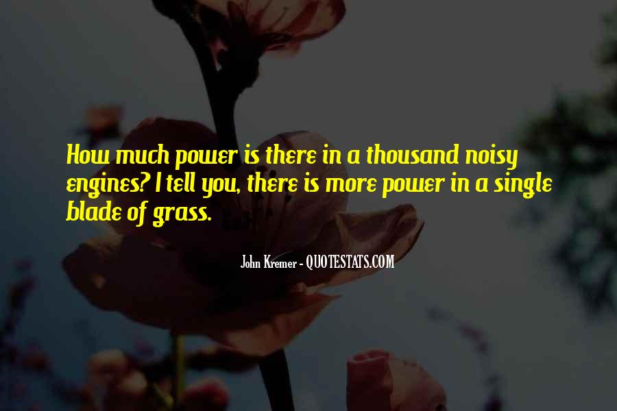 Quotes About Noisy #83126