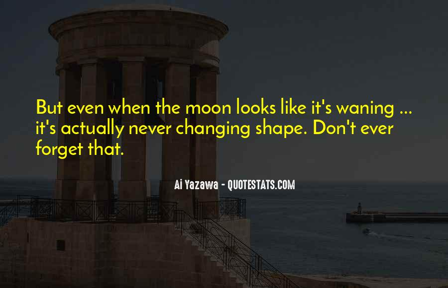 Quotes About Changing Your Looks #946555