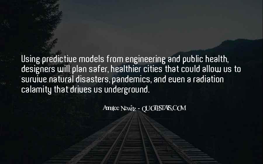 Quotes About Disasters #147179
