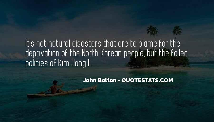 Quotes About Disasters #26703