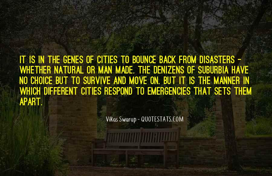 Quotes About Disasters #330466