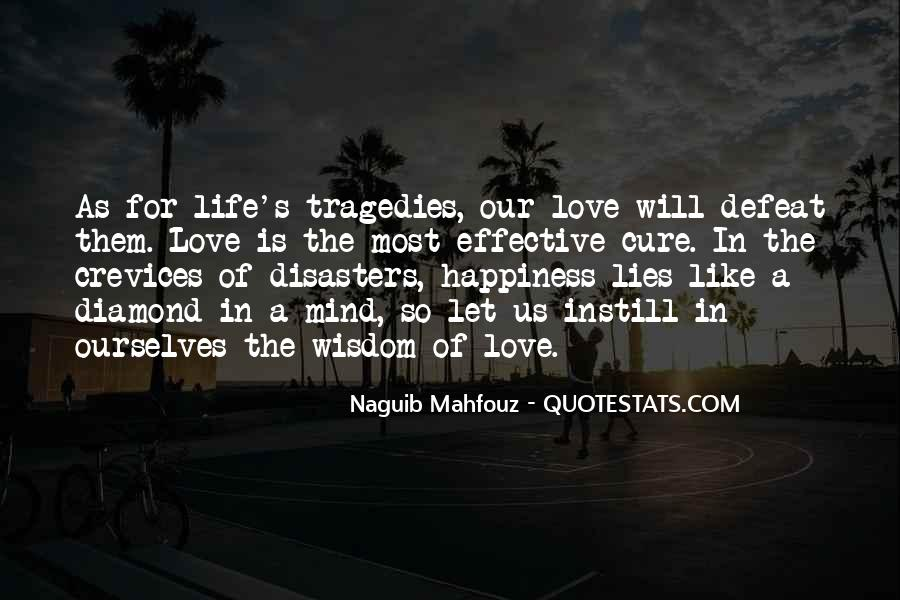 Quotes About Disasters #333753