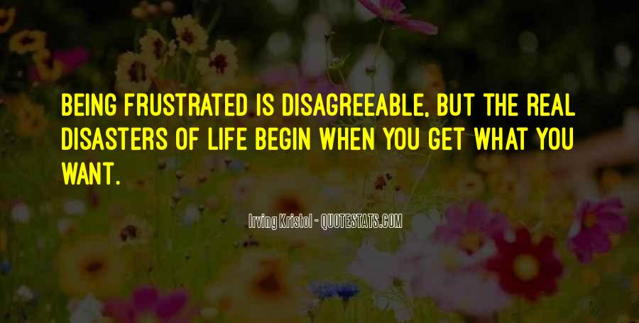 Quotes About Disasters #386116
