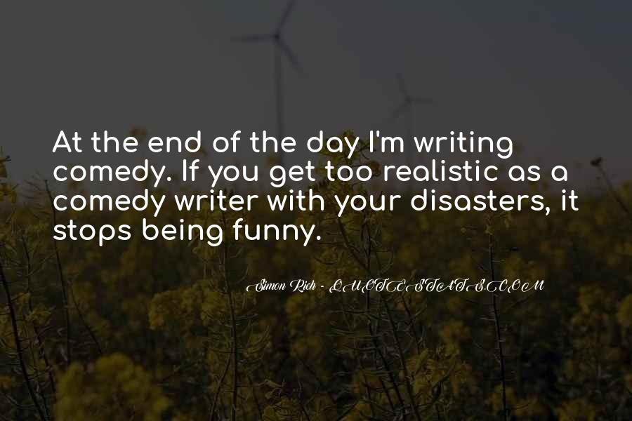Quotes About Disasters #445985