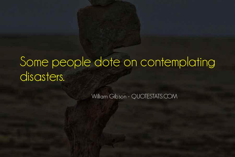 Quotes About Disasters #475790