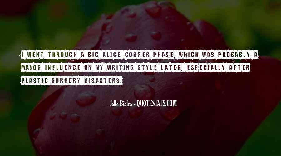 Quotes About Disasters #48437