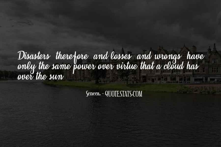 Quotes About Disasters #495551