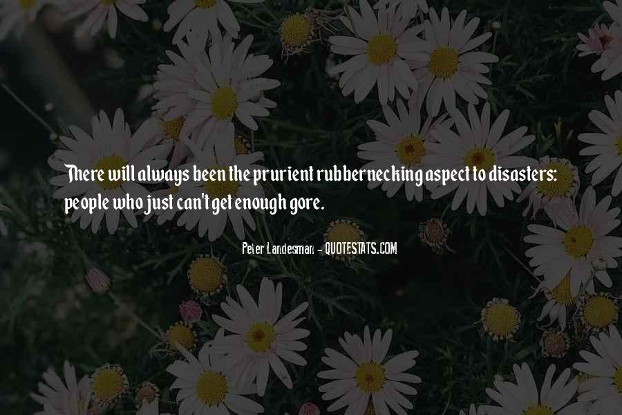 Quotes About Disasters #59833