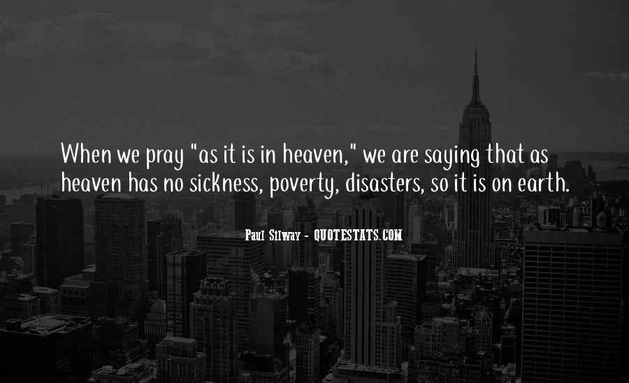 Quotes About Disasters #90909