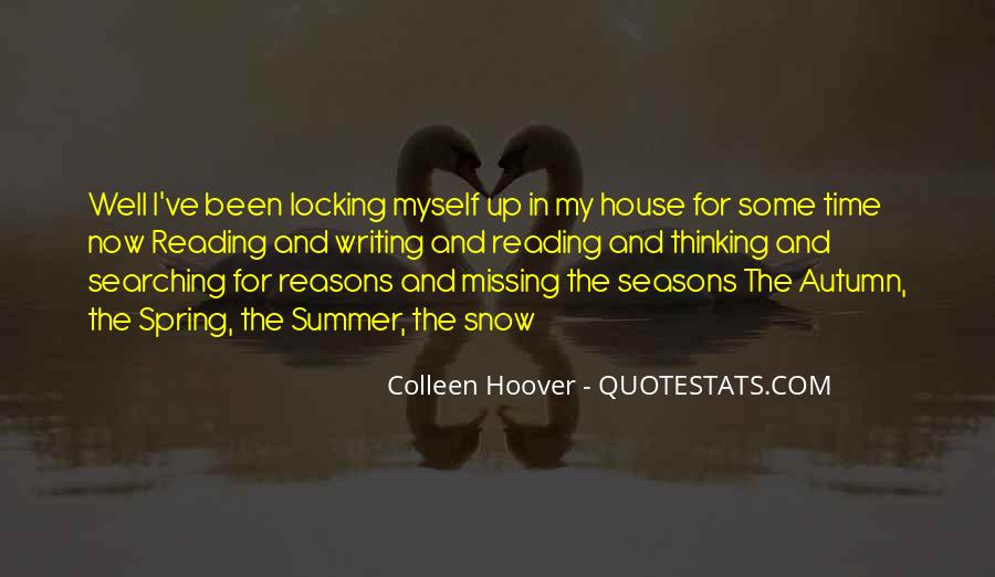 Quotes About Reading And Writing #103626