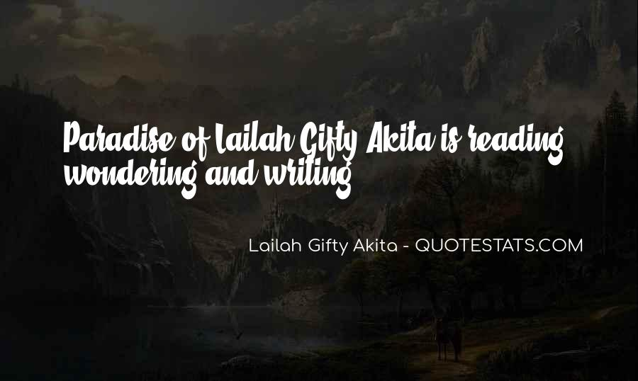 Quotes About Reading And Writing #177813