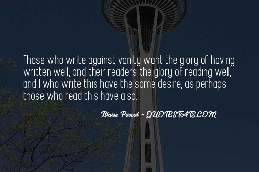 Quotes About Reading And Writing #179993