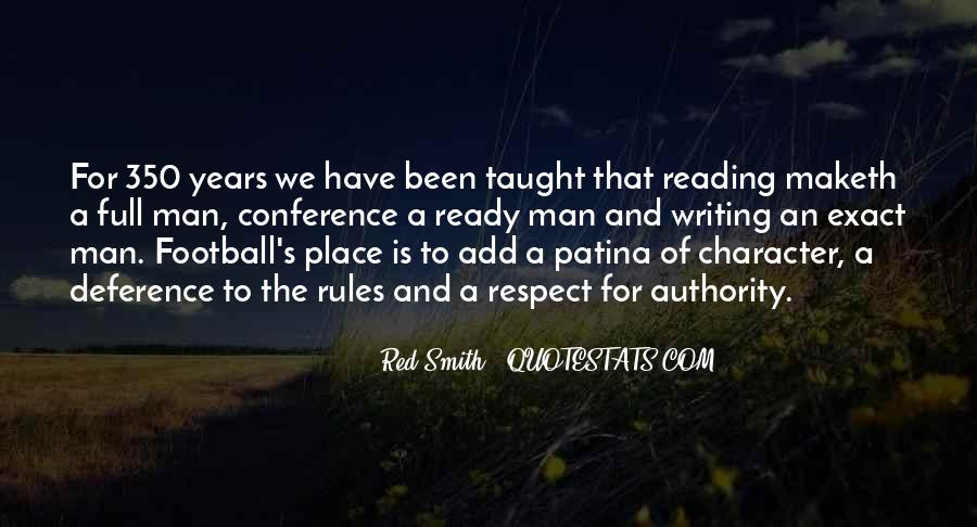Quotes About Reading And Writing #207801