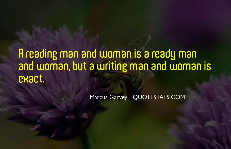 Quotes About Reading And Writing #234176
