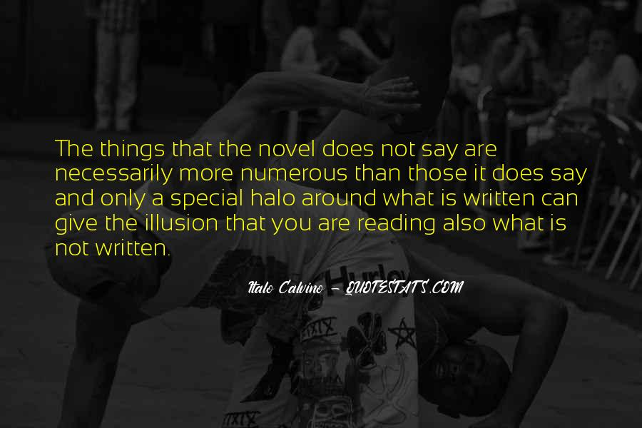 Quotes About Reading And Writing #252352