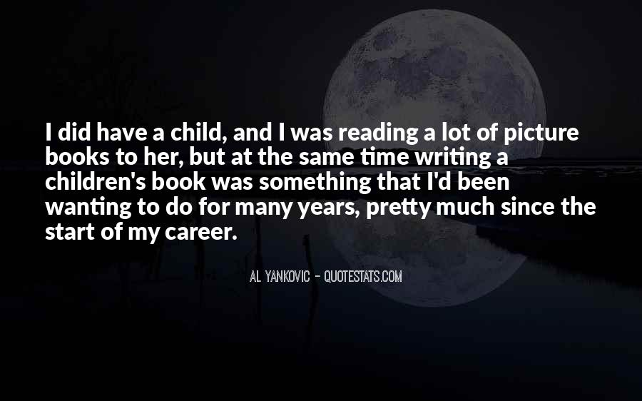 Quotes About Reading And Writing #271705