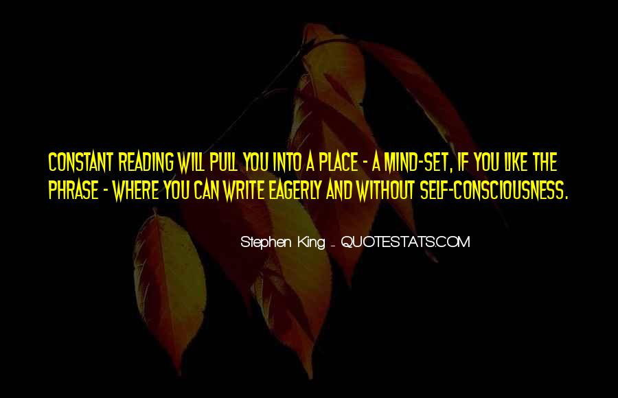 Quotes About Reading And Writing #280548