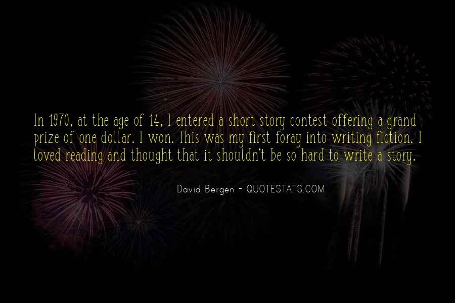 Quotes About Reading And Writing #297194