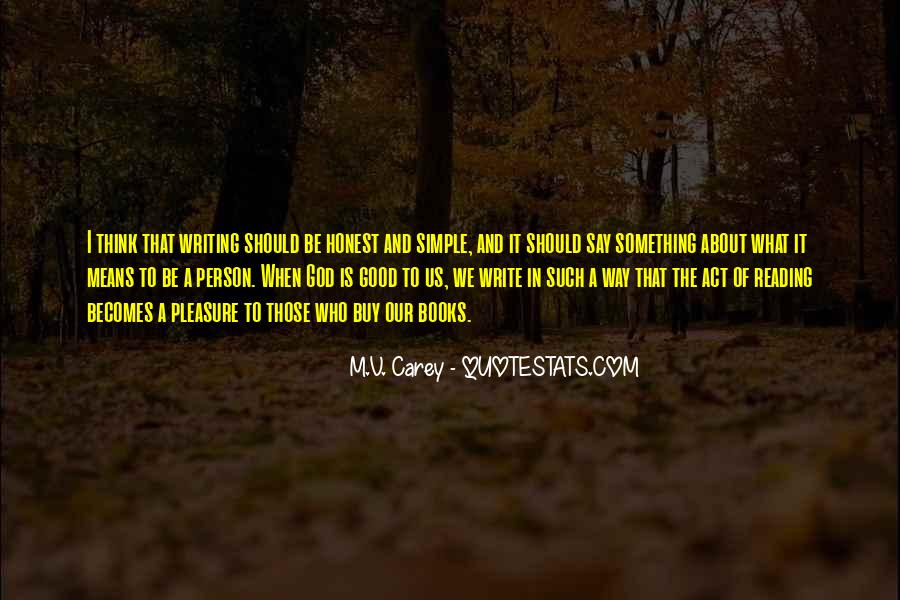 Quotes About Reading And Writing #306058