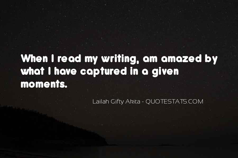 Quotes About Reading And Writing #37711