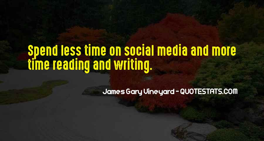 Quotes About Reading And Writing #51802