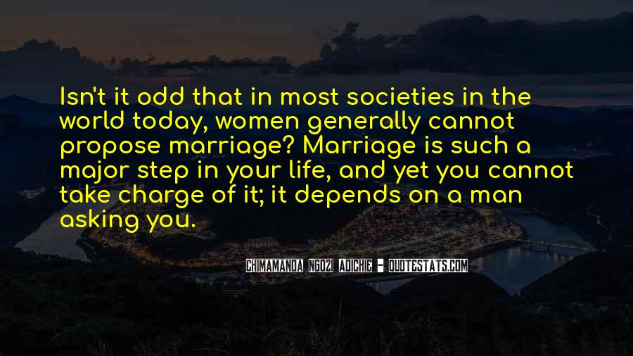 Quotes About The Man In Your Life #1108982
