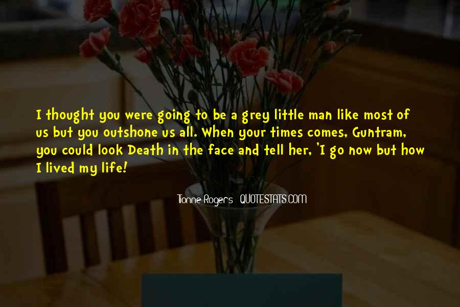 Quotes About The Man In Your Life #148672