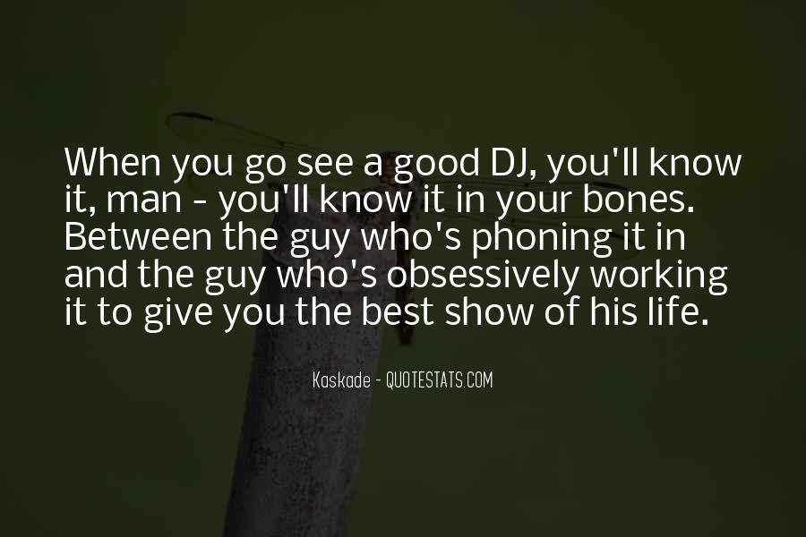 Quotes About The Man In Your Life #384563